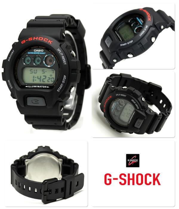 Casio G-Shock DW6900 DW-6900-1VDF - b75c0c101