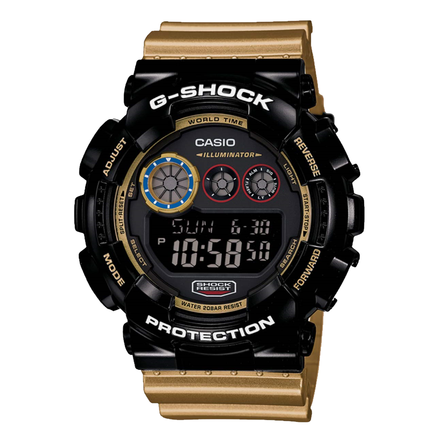 Casio G Shock Gd120cs Gd 120cs 1dr Ga 110gw 7a 1