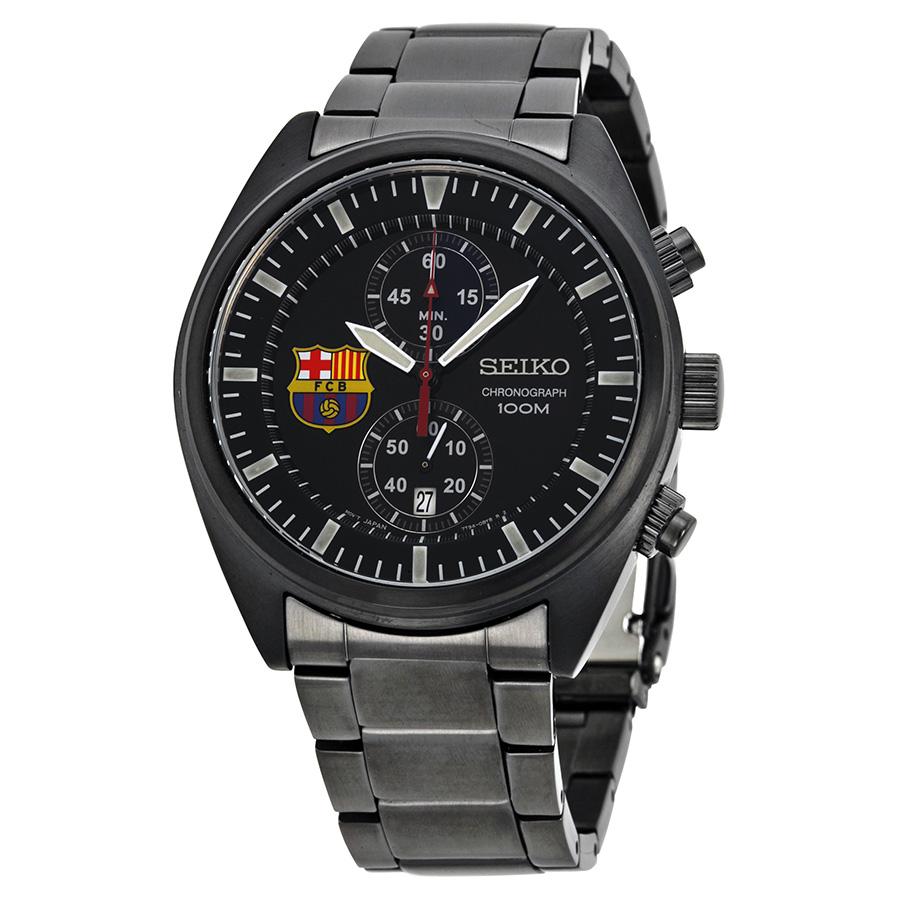 Seiko FC Barcelona Chronograph SNN267 SNN267P SNN267P1 - e7047a5c53
