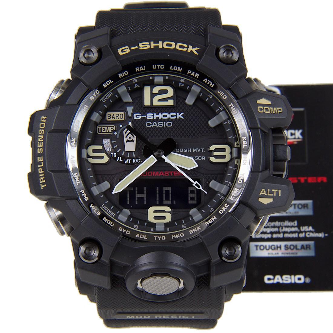 Casio G Shock Gwg1000 Gwg 1000 1adr Ga 110gw 7a