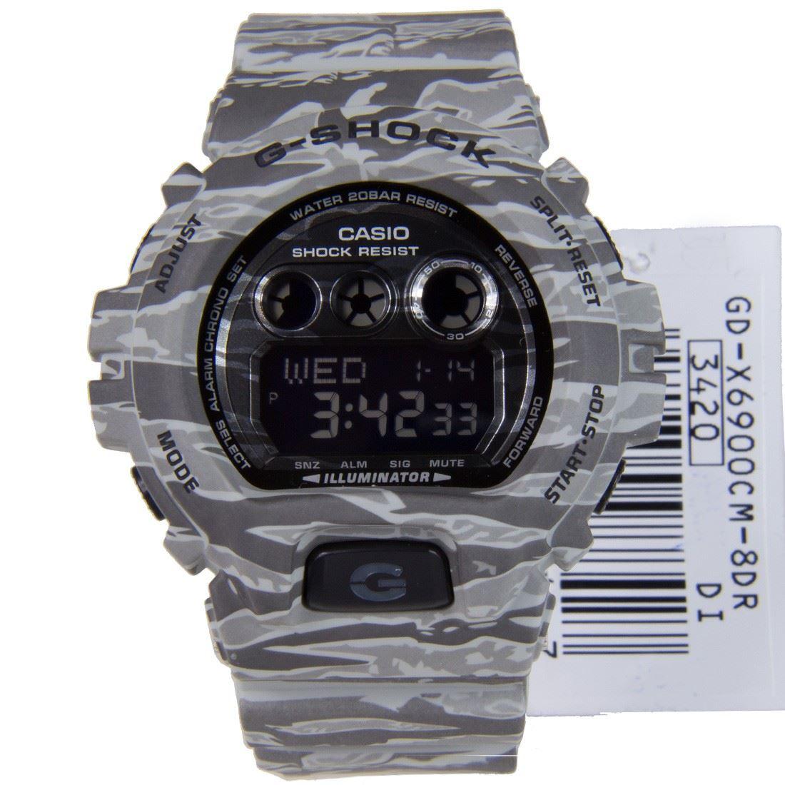 f554d8078c7b Casio G SHOCK Mens Watch GD-X6900CM-8D -