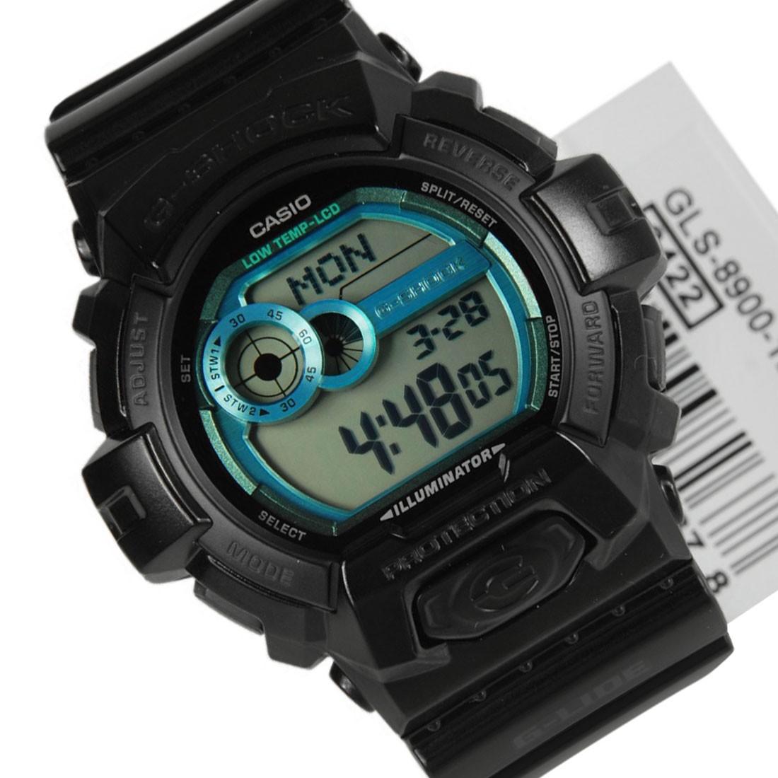 Casio G Shock Lide Digital Watch Gls 8900 1dr Gac 110 1adr Add To Wishlist Loading