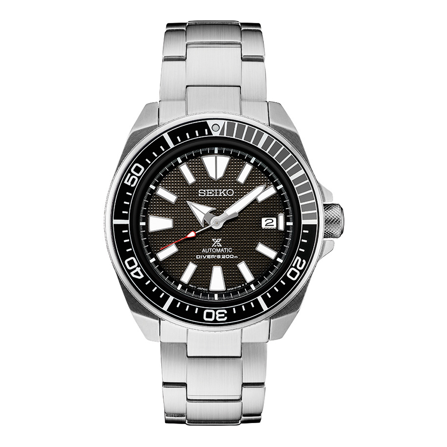 Seiko Prospex Divers Black Dial Watch Srpb51j1 Srpb51