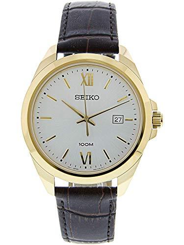 Seiko Neo Classic Sports Analog Quartz SUR284 SUR284P1 SUR284P Men's Watch
