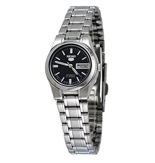 Seiko 5 Automatic 21 Jewels Ladies Watch Symh21j1